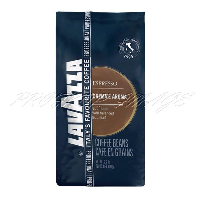 Kafija Lavazza Crema E Aroma Espresso Blue, 1kg, pupiņās