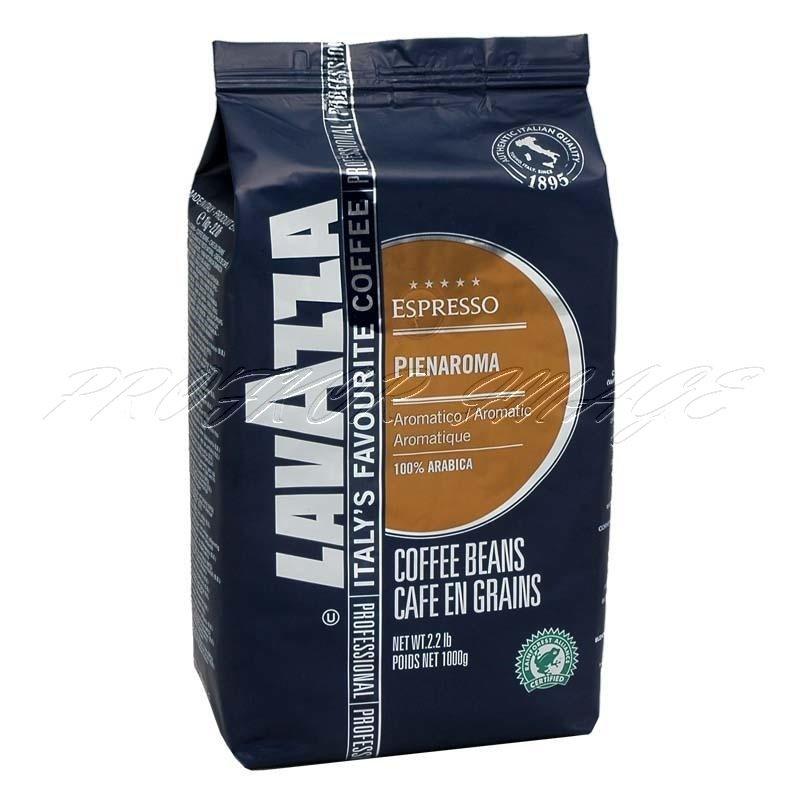 Kafija Lavazza Pienaroma, 1kg, pupiņās