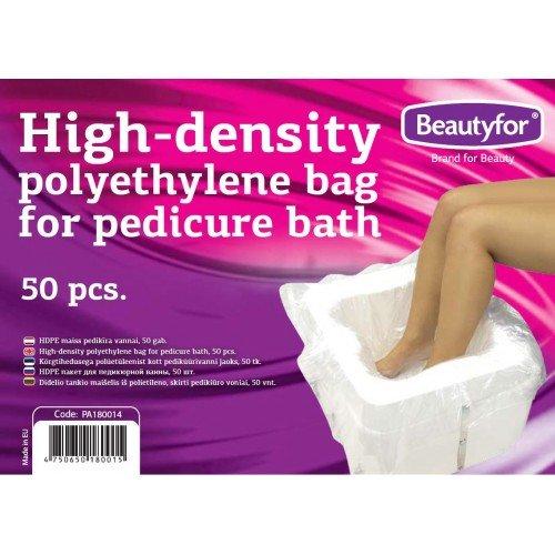 Plēves maisi pedikīra vanniņām, 50gab