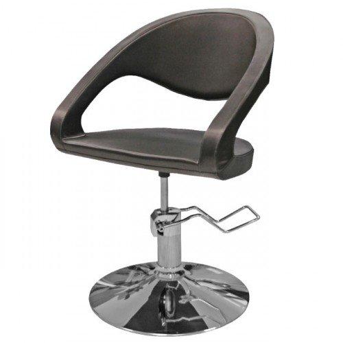 Hidraulisks klienta krēsls, brūns 303