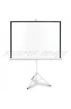 Ekrāns Forpus, 160x160cm, trīskāju