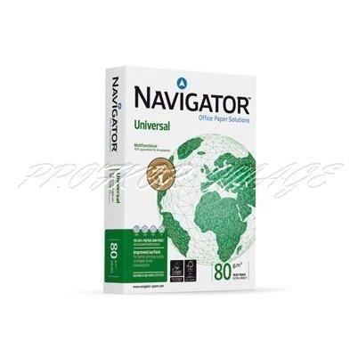 Papīrs NAVIGATOR Universal A4, 80 g/m² 500 lpp