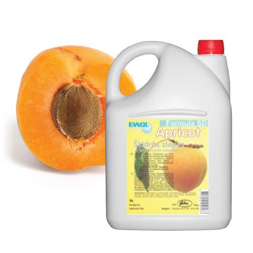 Šķidrās ziepes Jusma Ewol aprikoze, 5L