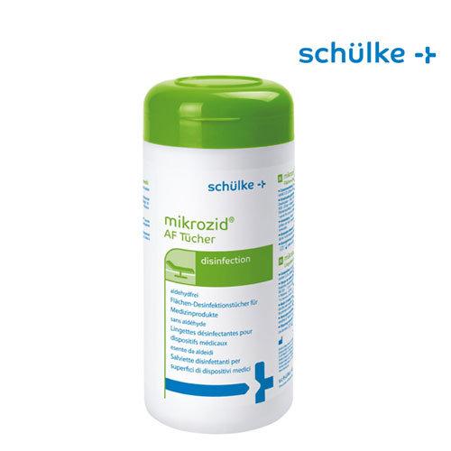 Salvetes Мikrozid AF virsmu dezinficēšana, 150gab
