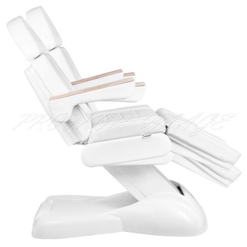 Kosmetoloģiskais krēsls LUX 273B ar 3 motoriem, bez turētāja