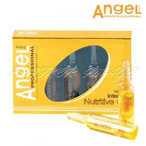 Barojoša eļļa Angel Intense Nutritive Oil, 5x10ml
