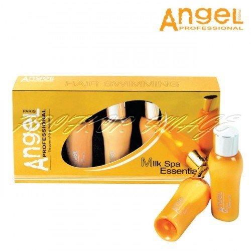SPA pieniņš ar ēterisko eļļu Angel Milk Spa Essential Oil, 5x50ml