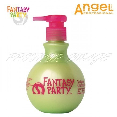 Matu krēms apjomam Angel Fantasy party Volume curling cream, 250ml