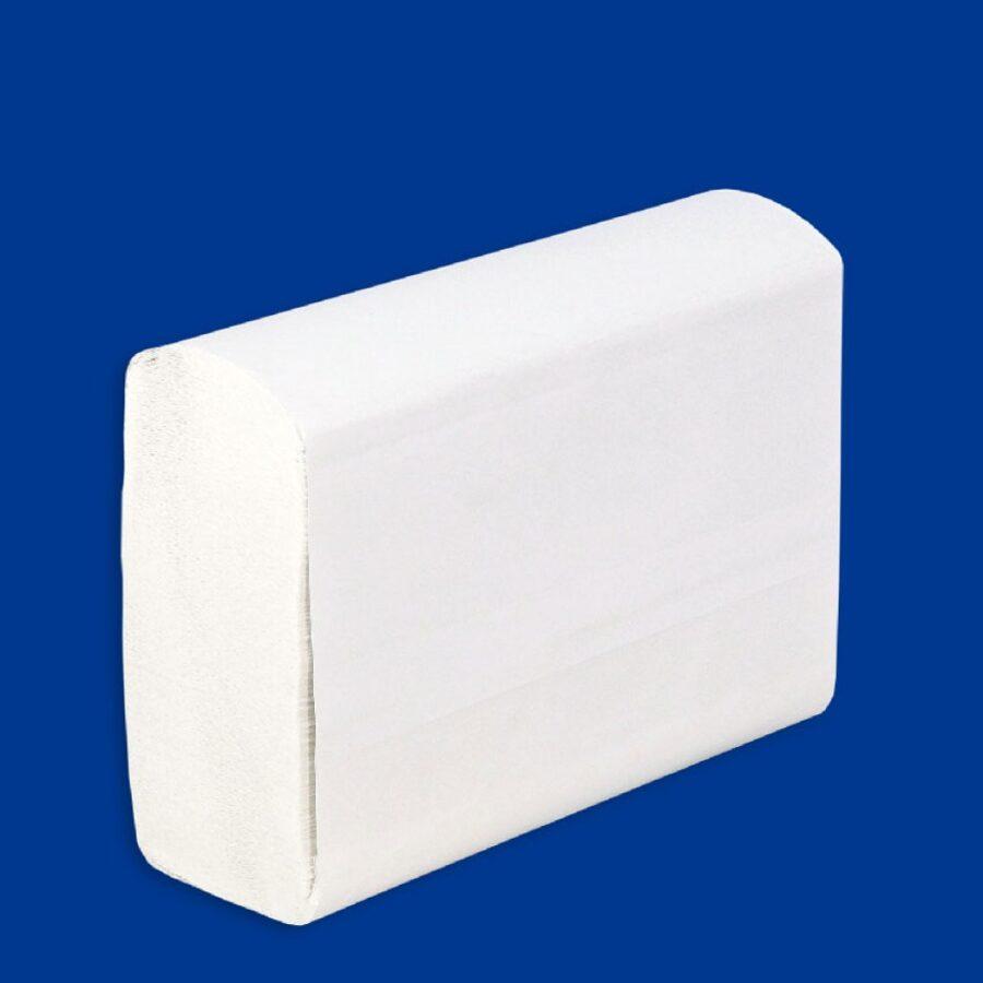 Roku dvieļi salvetes Beautyfor Z-fold 2 kārtas, 22x22,5cm, 180 loksnes
