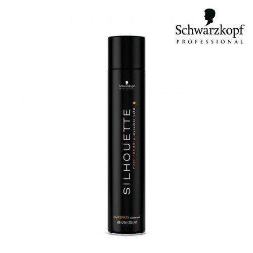 Matu laka Schwarzkopf Silhouette, 500ml
