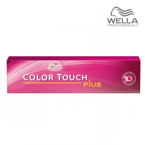 Matu krāsa Wella Color Touch 88/03 Light Blonde Intensive Natural Gold, 60ml
