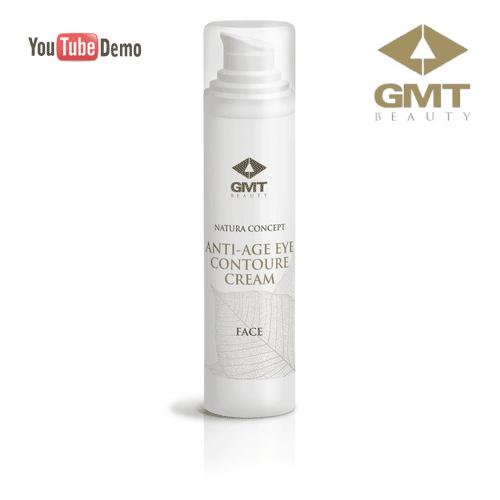 GMT Nature Concept Face Anti-age Eye Contour Cream, 50ml