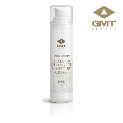 Atjaunojošs liftinga acu kontūrkrēms GMT Nature Concept Face Repair and Lifting Eye Contour Cream, 50ml