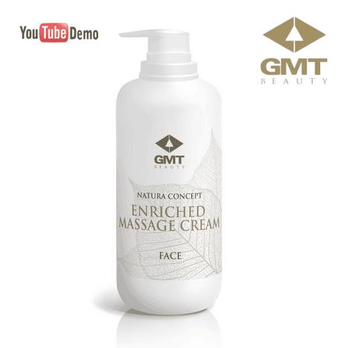 Masāžas krēms sejai GMT Nature Concept Face Enriched Massage Cream, 500ml