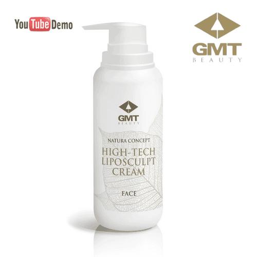 Modelējošs krēms GMT Nature Concept Face High-Tech Liposculpt Cream, 200ml