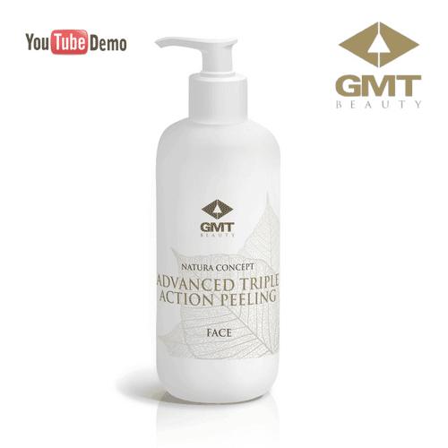 Trīskāršas iedarbības pīlings GMT Nature Concept Face Advanced Triple Action Peeling, 500ml
