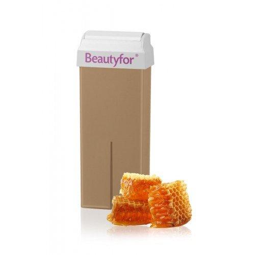 Dzeltens vasks ar medu (Honey) Beautyfor, 100ml