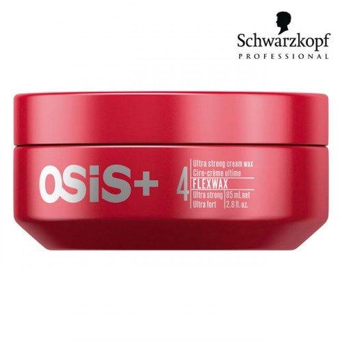 Krēmveida vasks Schwarzkopf Pro Osis+ Flexwax, 85ml