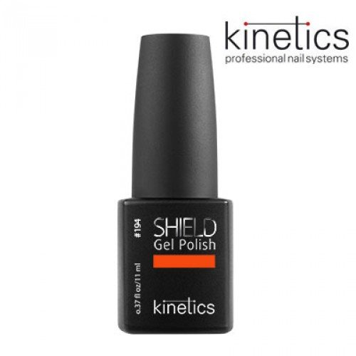 Želejlaka Kinetics Shield Gel Polish orange pop #194, 11ml
