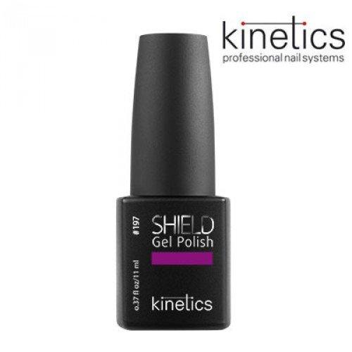 Želejlaka Kinetics Shield Gel Polish Violet up #197, 11ml