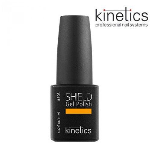 Želejlaka Kinetics Shield Gel Polish Orange Split #306, 11ml