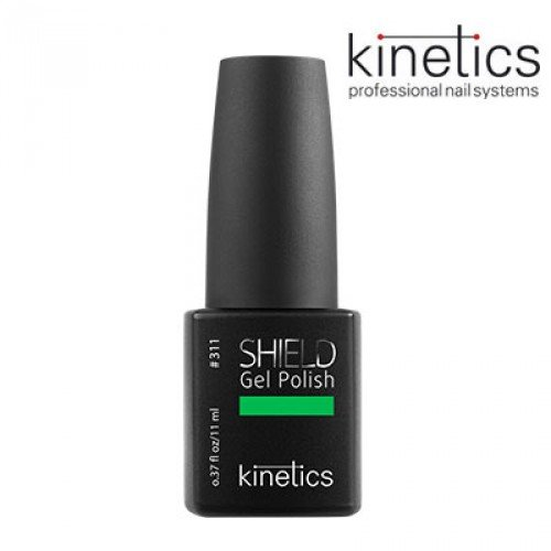 Želejlaka Kinetics Shield Gel Polish Mint swim #311, 11ml