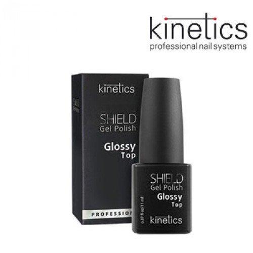 Želejlaka Kinetics Shield Glossy Top, 15ml