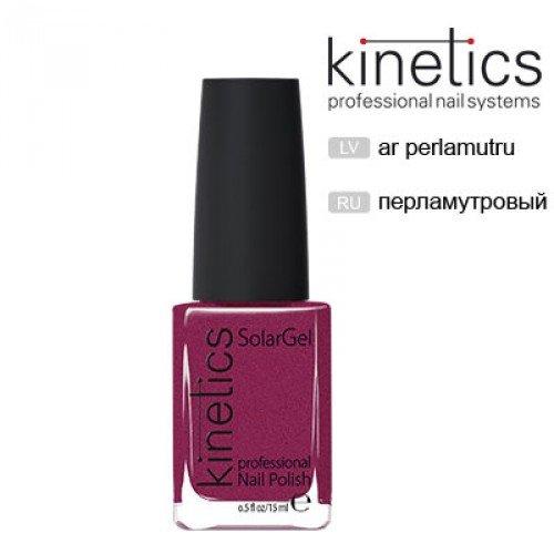 Nagu laka Kinetics SolarGel High Society Pink #140, 15ml