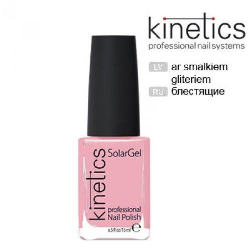 Nagu laka Kinetics SolarGel Pink Twice #190, 15ml