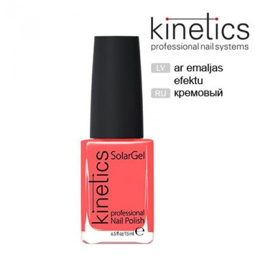 Nagu laka Kinetics SolarGel Pinky Winky #195, 15ml