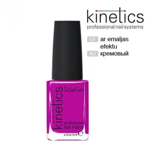 Nagu laka Kinetics SolarGel Violet Up #197, 15ml