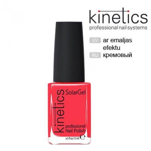 Nagu laka Kinetics SolarGel Expencive Pink #281, 15ml
