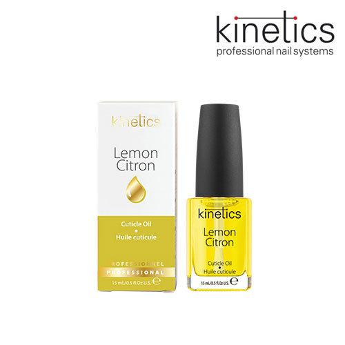 Kutikulas eļļa Kinetics Essential Oil Lemon, 15ml