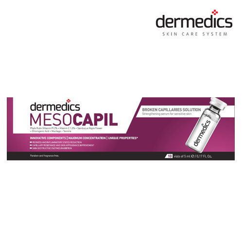 Stiprinošs serums MesoCapil, 5ml