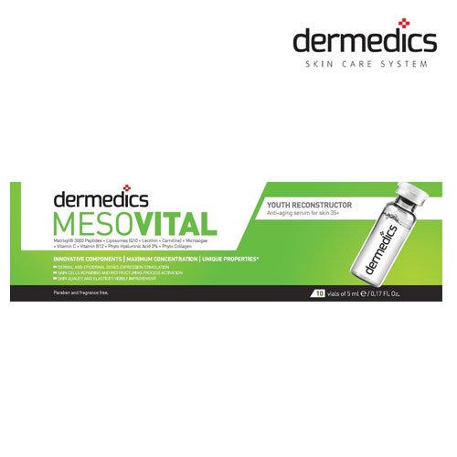 Pretnovecošanas serums MesoVital, 5ml