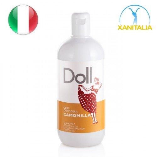 Kumelīšu eļļa Doll pēc depilācijas, 500ml