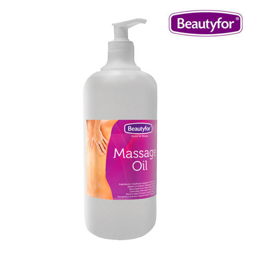 Sezama masāžas eļļu Beautyfor, 1L