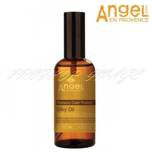 Eļļa krāsotiem matiem Angel En Provence Morocco color protect Silky oil, 100ml