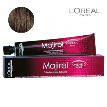 Krēmveida krāsa 5.35 Loreal Majirel, 50ml