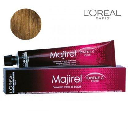 Krēmveida krāsa 7.44 Loreal Majirel, 50ml