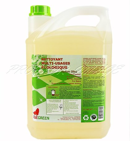 """Universāls ekoloģiskais tīrīšanas līdzeklis """"Idegreen-1803"""", 5L (Hydrachim)"""