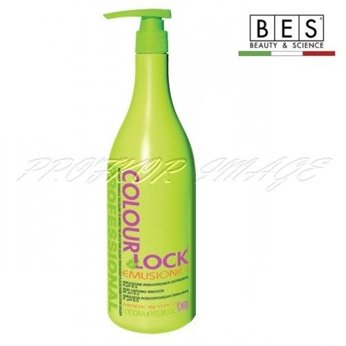 Kondicionieris BES Colour Lock Emulsione D, 1L
