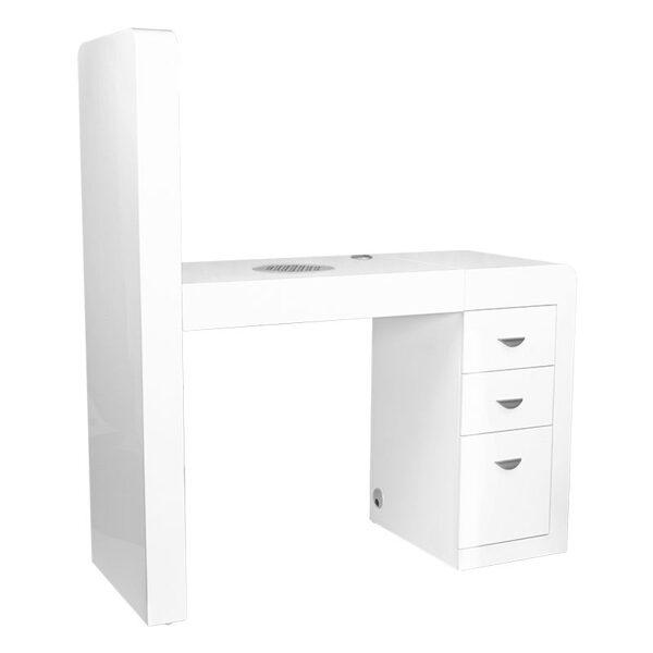 Kosmētiskais galds, balts