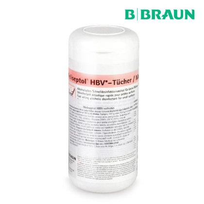 Salvetes Meliseptol HBVvirsmu dezinficēšana, 100gab