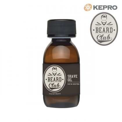 Eļļa skūšanai Kepro Beard Club Shave oil, 50ml