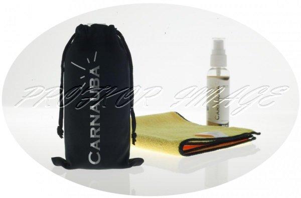 Tīrīšanas līdzeklis ar Carnauba vasku (komplekts), 60ml