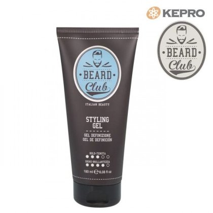 Modelējošs gēls Kepro Beard Club Styling Gel, 180 ml