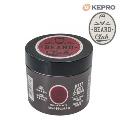 Matējoša pasta Kepro Beard Club EXTREME MATT CLAY, 100ml