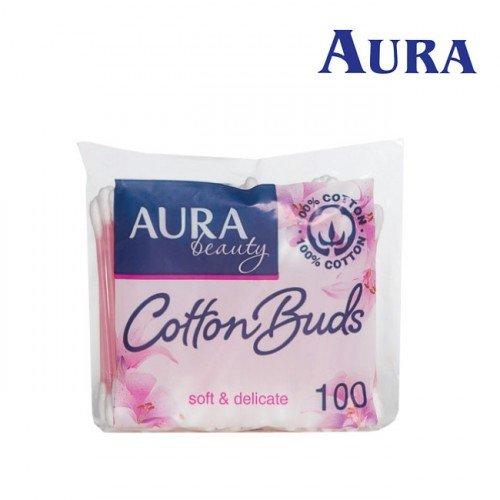Vates kociņi maisiņā Aura Beauty, 100gab
