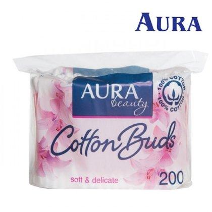 Aura Beauty vates kociņi maisiņā, 200gab